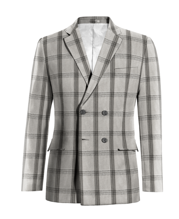 Suits - Double Breasted 4 Button