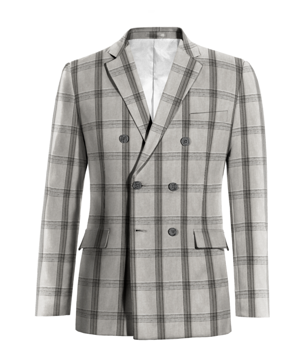 Suits - Double Breasted 6 Button