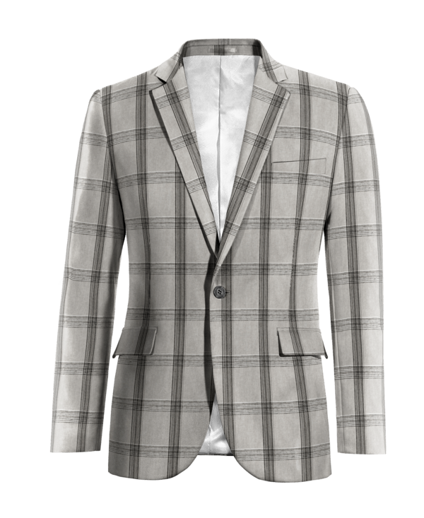 Suits - Single Breasted 1 Button